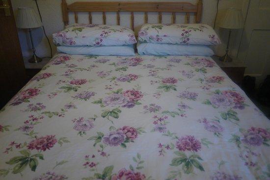 Bleriot's Belper House: Welcoming, comfortable bed
