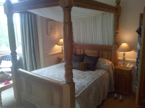 Merewood Country House Hotel : Lovely Room