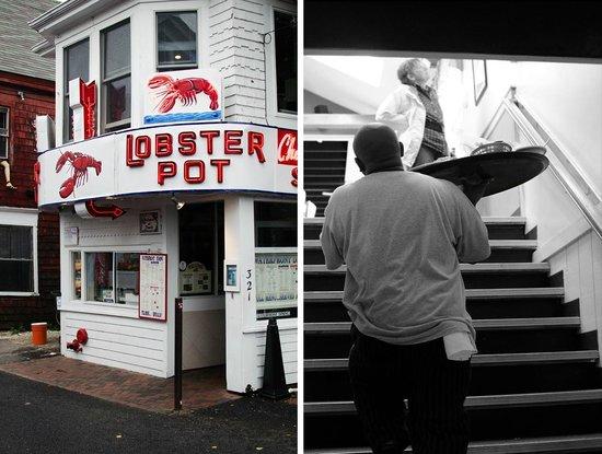 Lobster Pot: Exterior