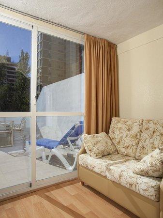 Hotel Magic Villa de Benidorm: Habitación Vista Piscina Superior