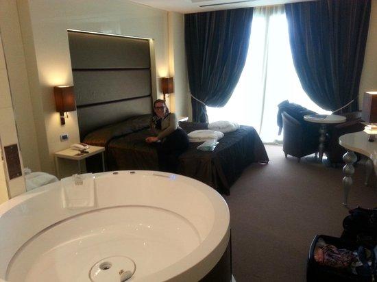 Fonte del Benessere Resort : suite