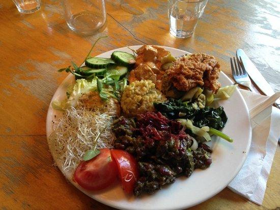 De Bolhoed: Vegan dish of the day!