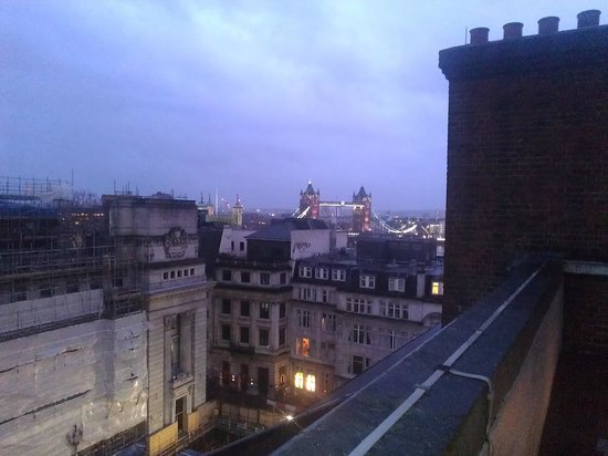 Apex City of London Hotel: our view