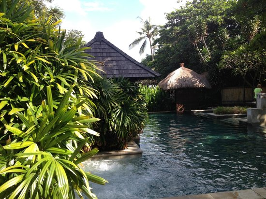 Bali Garden Beach Resort: Spa pool!