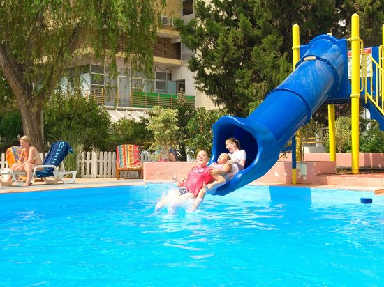 Hotel Magic Villa de Benidorm: Zona Splash