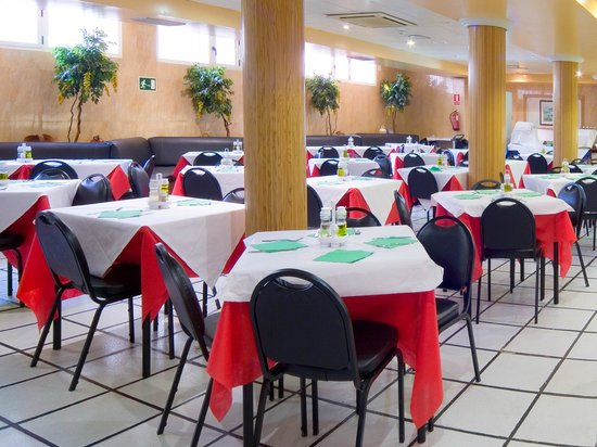 Hotel Magic Villa de Benidorm: Restaurante