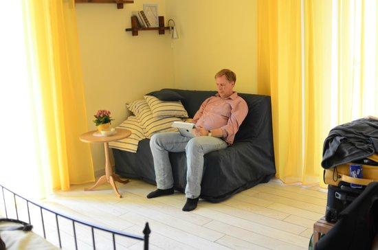 B&B Piazza Dante : Onze slaapkamer