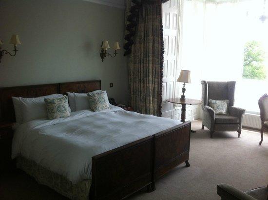 Highbullen Hotel : Sir Laurence Olivier Room