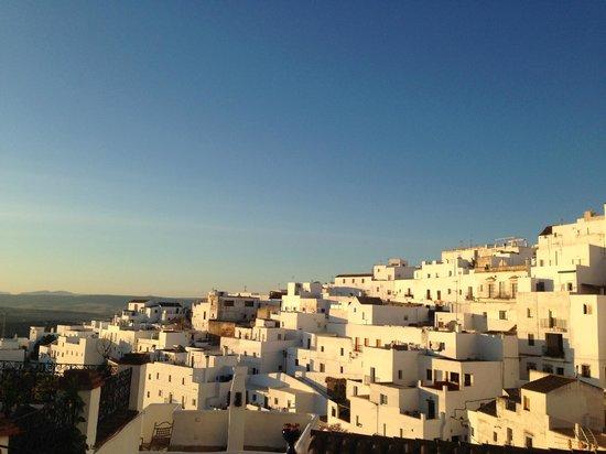 Hotel La Casa del Califa Hotel: vista desde las terrazas