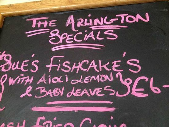 Arlington Hotel O'Connell Bridge: you HAVE to try these!