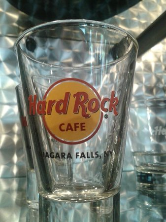 Hard Rock Cafe: Typical merchandise