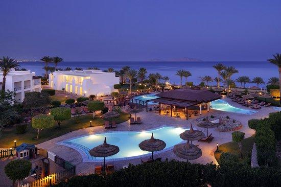 Renaissance Sharm El Sheikh Golden View Beach Resort: 34 Panoramic View Sunset - Renaissance Sharm El Sheikh