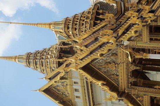 Rembrandt Hotel Bangkok: at the grand palace