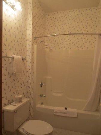 BEST WESTERN Acadia Park Inn: bathroom 303