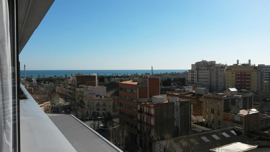 ILUNION Barcelona: ausblick