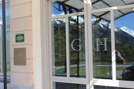 Grand Hotel Bagni Nuovi: Hotel