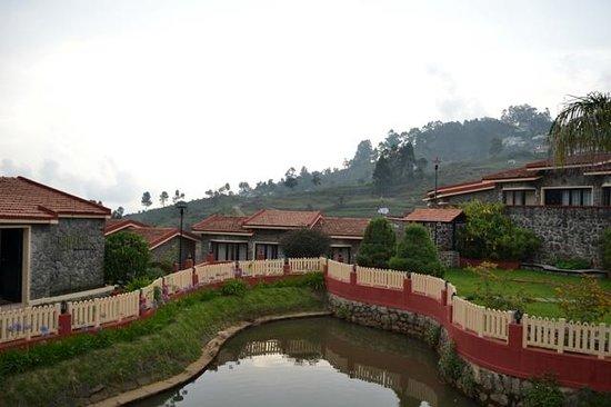 Hill Country Kodaikanal: The duck pond