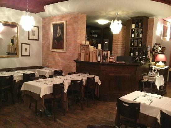 Da Vic - Ristorante Guerrini : The restaurant