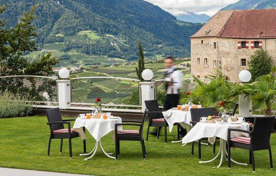 Hotel Finkenhof: garden