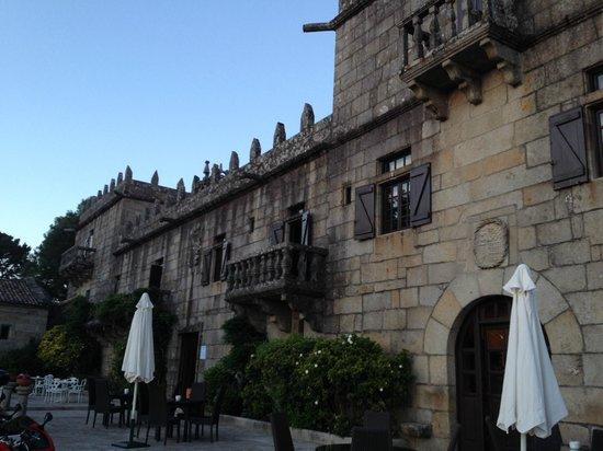 Hotel Pazo O'Rial: Pazo
