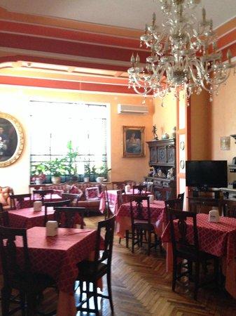 Hotel Principi D'Acaja: Comedor