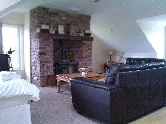 Strangford Bay Lodge: beaautiful apartment upstairs