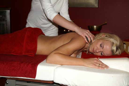 Am See: massage