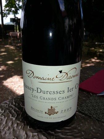 Auberge de la Goutte D Or : Vin
