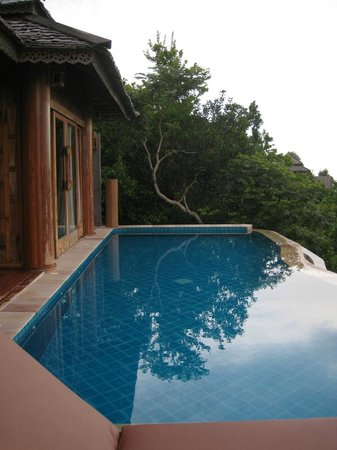 Santhiya Koh Yao Yai Resort & Spa: Villa private pool