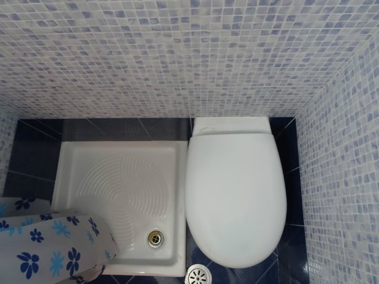 Hoteli: salle de bain