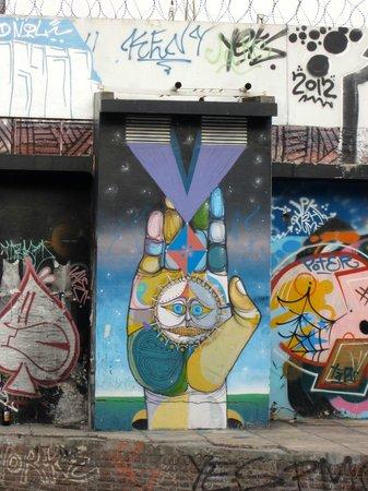 BA Street Art Tours: BA