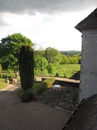 Chateau de Corrige : Vue 1