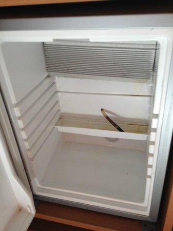 Hotel Cortorillo: frigo