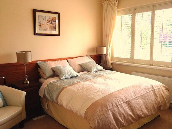 Clonmore House: Double room