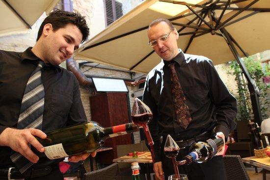 Cum Quibus: Inschenken van Vino Nobile di Montepulciano en Brunello di Montalcino