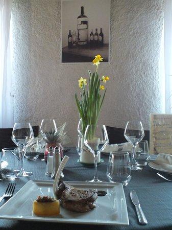 restaurant auberge du mont mercure dans michel mont mercure restoranking fr