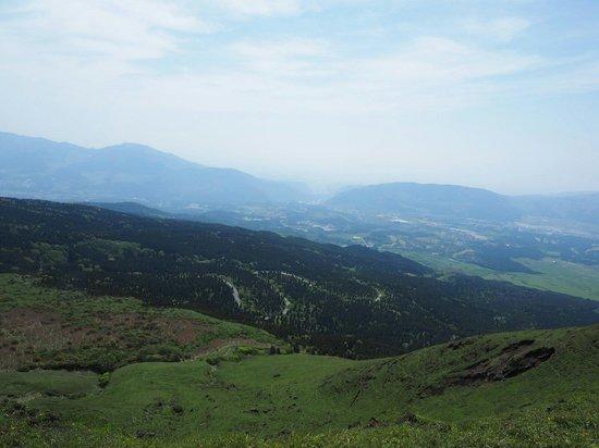 Kusasenri: Un petit air d'Auvergne en plein Japon.