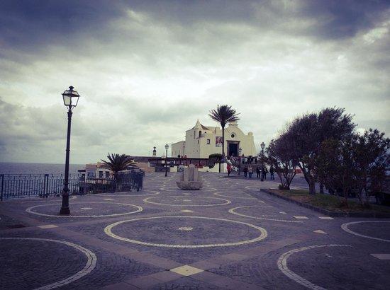 Chiesa del Soccorso : Chisa del Soccorso a Ischia