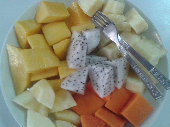 PVO : Salade de fruits frais