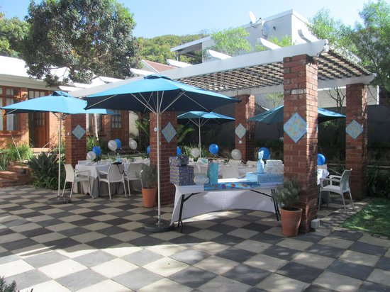 The St. James on Venice: Baby Shower/High Tea
