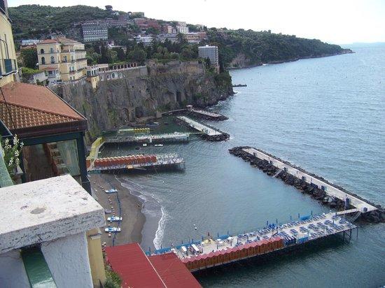 Mar Hotel Alimuri: Stunning views