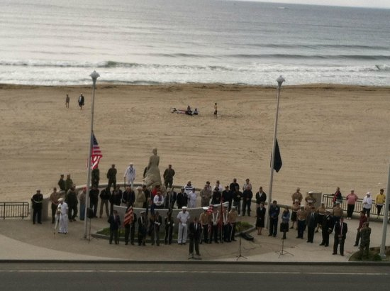 Ashworth by the Sea: Memorial Day services 2014