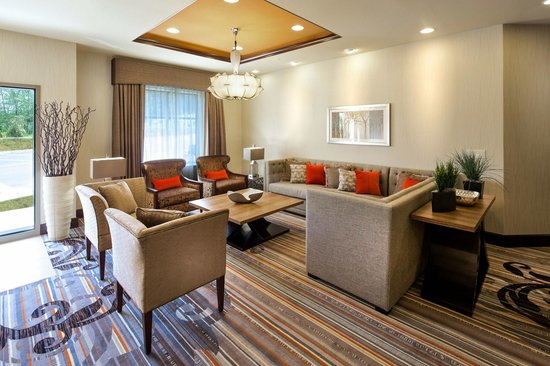 Homewood Suites by Hilton Lynnwood Seattle Everett, WA: Lobby