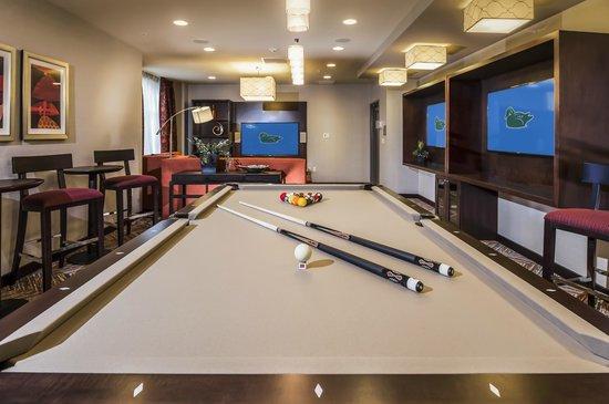 Homewood Suites by Hilton Lynnwood Seattle Everett, WA: Parlor room