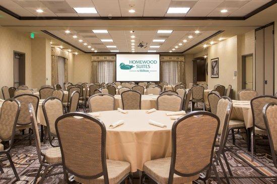 Homewood Suites by Hilton Lynnwood Seattle Everett, WA: Meeting room