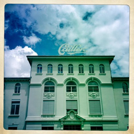 Maison Cailler Chocolaterie : Cailler building
