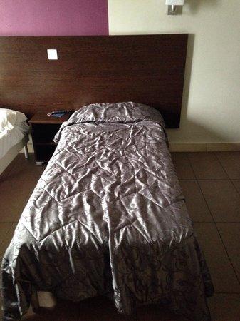 Carlton Hotel: Letto