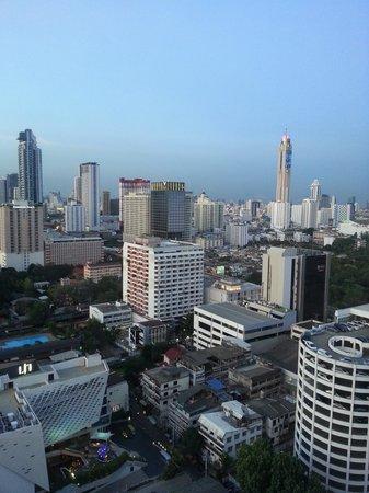 Mercure Bangkok Siam: Best City View