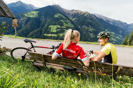 Hotel Finkenhof: bikers