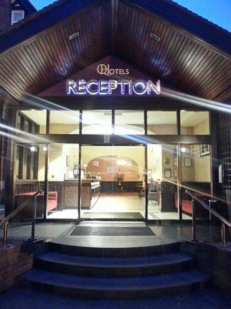 Chesford Grange - A QHotel: Hotel Entrance